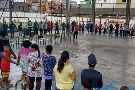 Alunos do projeto Jogando com Alegria recebem oficina permanente de valores humanos