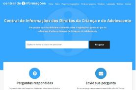 Projeto Central de Informações, da ACMD, ganha novo site